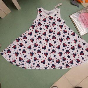 Old navy Minnie dress 4yo